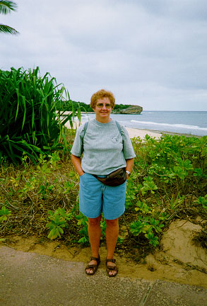 Pat, 1997, Hawaii